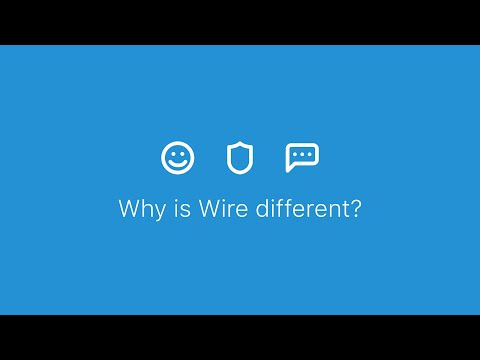 Wire – The most secure collaboration platform.