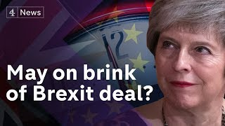 Brexit deal: Cabinet to discuss draft agreement