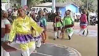 LA DANZA DEL TIGRE-SAN LORENZO JAMILTEPEC, OAXACA