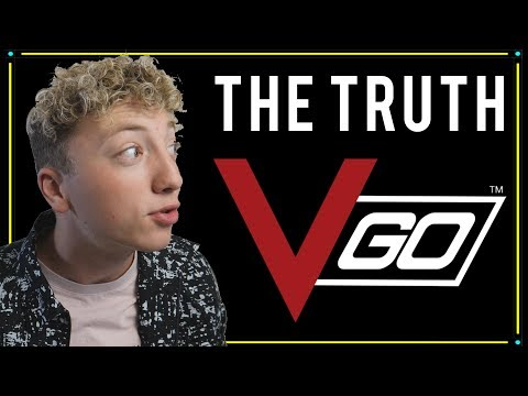 This is... why I don't trust VGO