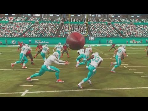 These CRAZY Madden GLITCHES Will Make Your Head Spin (Madden 19)
