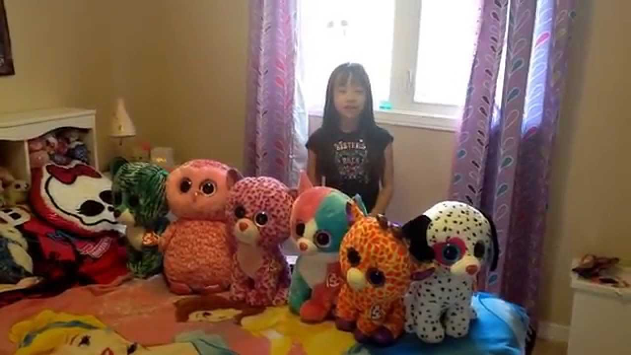 My Extra Large Beanie Boos! - part 7 - YouTube 77436549ca5e