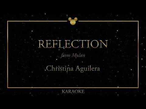 Reflection /karaoke - Christina Aguilera