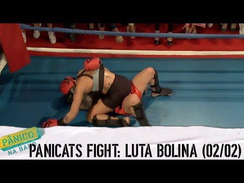 PANICATS FIGHT: DANI BOLINA LUTA CONTRA CAMPEÃ DE MUAY THAI (02/02)