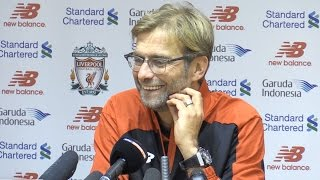 Liverpool 1-1 Southampton - Jurgen Klopp Post Match Press Conference (In Full)