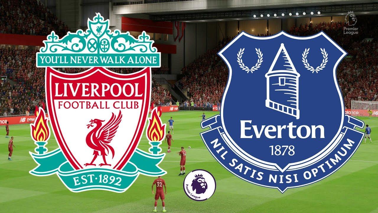 Premier League 2019 20 Liverpool Vs Everton 04 12 19 Fifa 20 Youtube