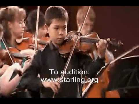 12 year old violin prodigy!!!!!