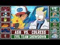 Ash vs. Plasma BOSS Colress (Pokémon Sun/Moon) - Evil Team Showdown