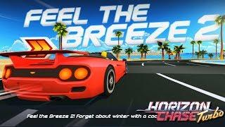 Horizon Chase Turbo PC 4K Gameplay - Playground: Feel The Breeze 2