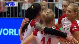 Serbia Vs Polonia | Clasificación Olímpica Tokyo 2020 | final set4