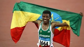 Athlete Haile Gebrselassie Become Ethiopian Athletics Federation President