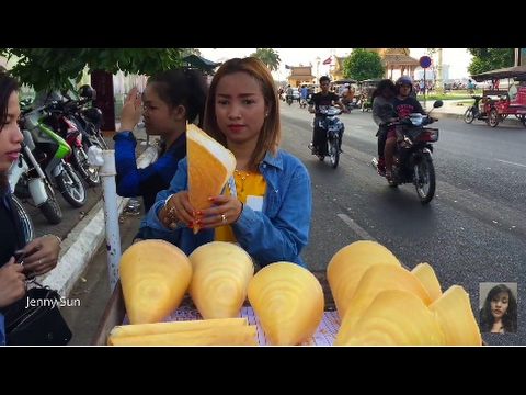 Asian Street Food, Amazing Street Food And Skills, Village F