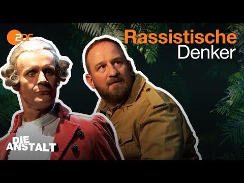 Kant, Marx oder Arendt - Wer war rassistischer? | Die Anstal