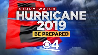 Hurricane 2019: Be Prepared