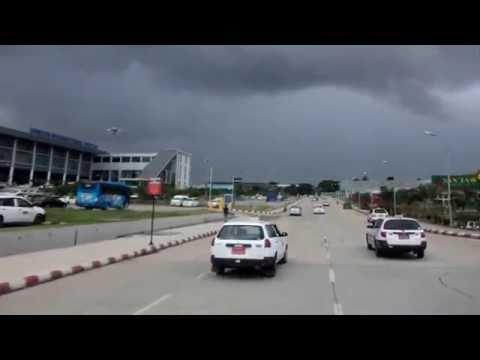 สนามบินมินกลาดง Yangon International Airport