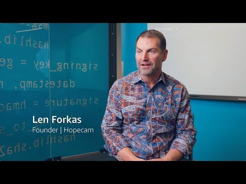 AWS DeepLens Challenge #2: Health