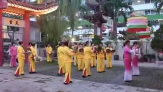 Cheow Leng Beo Cap Go Meh: Lady Troupe