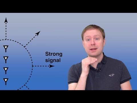 Three Benefits Of Using Multiple Antenna In Communications [Video 2]