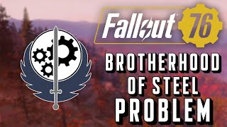 The Problem with Brotherhood of Steel in Fallout 76