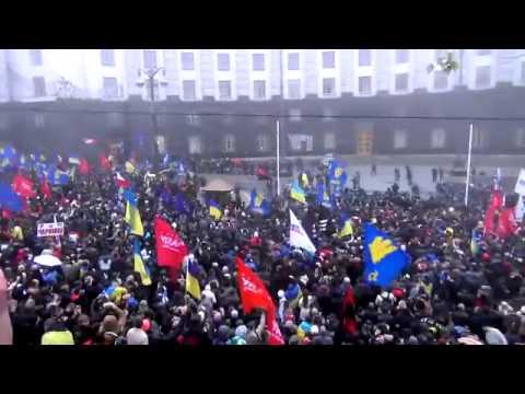 Штурм Кабінету Міністрів України #Євромайдан Sturm Cabinet of Ministers of Ukraine