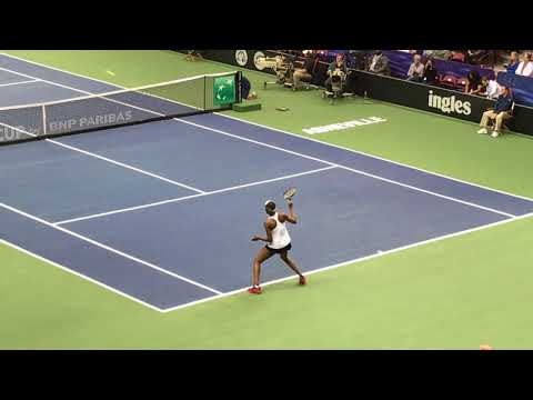 Venus Williams- Fed Cup 2018