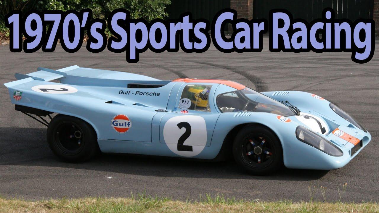 1970\'s Sports Car Racing - YouTube