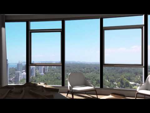 Trump Tower Punta del Este Residences Tour Video