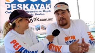 Peskayak Ensenada con Mariana Hammann