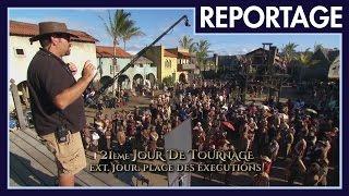 Pirates des Caraïbes : La Vengeance de Salazar - Reportage : Coulisses du tournage