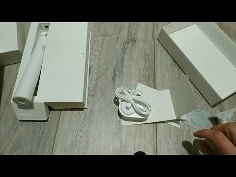 Электрическая зубная щетка Xiaomi MiJia Sound (DDYS01SKS)