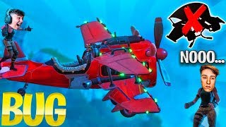 WTF!!! FORTNITE'S MOST RARE BUG - Vicens & Agustin51