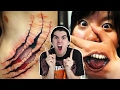 TOP 10 MOST REALISTIC TATTOOS EVER!