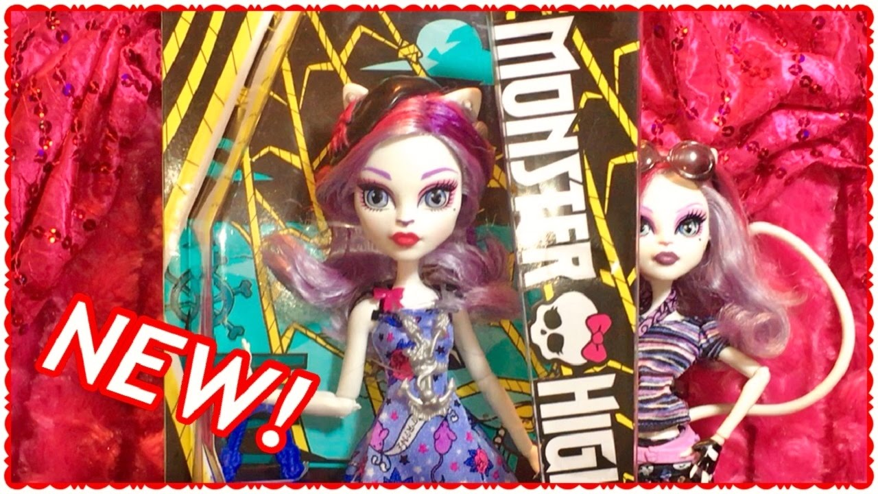 Catrine demew popular catrine demew doll buy cheap catrine demew doll - New Catrine Demew Doll Review Shriek Wrecked With Wave 1 Comparison Monster High Review Youtube