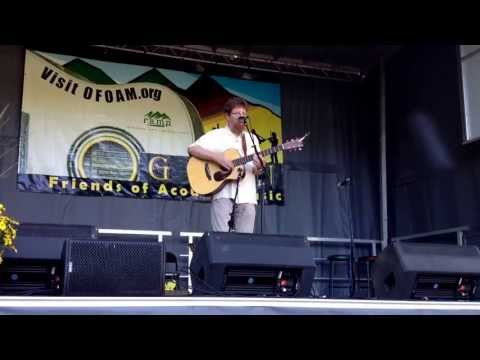 Tim O'Brien - Keep Your Hands on the Plow (Ogden Music Festival)