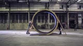 Watch This Guy Run Through Loop The Loop Just Like Sonic