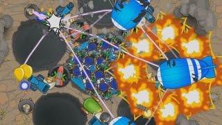 BTD5 - Tar Pits Medium - NAPS - Black Goo of Doom