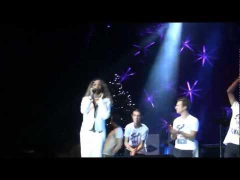 Sinitta - Hit Factory Live - Full O2 Arena Performance - 21st December 2012