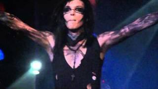 Sweet Blasphemy / Black Veil Brides LIVE 4/28/11