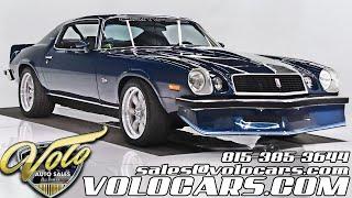 1974 Chevrolet Camaro Z28 LT for sale at Volo Auto Museum (V19073)