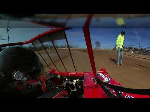 Zach Wigal Legendary Hilltop Speedway 360 Heat Race 3-31-18
