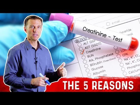 High Creatinine on Keto (Ketogenic Diet)? 5 Reasons