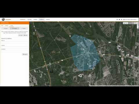 GPS Fleet Tracking Platform Orientation