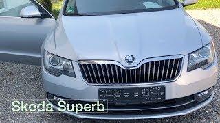 Skoda Superb 2012г за 12 900 евро брутто