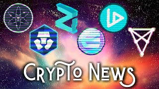 CRYPTO NEWS - SGD on Zilliqa | ENJ Mainnet | Cosmos ATOM on Crypto.Com | V-ID in Review | Chiliz CHZ