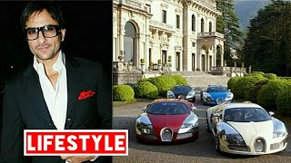 Saif Ali khan  Net Worth, Salary, House, Car, Family and Luxurious Lifestyle | 2017