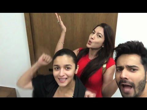 Badrinath Ki Dulhania - Varun Dhawan, Alia Bhatt & Gauhar Khan