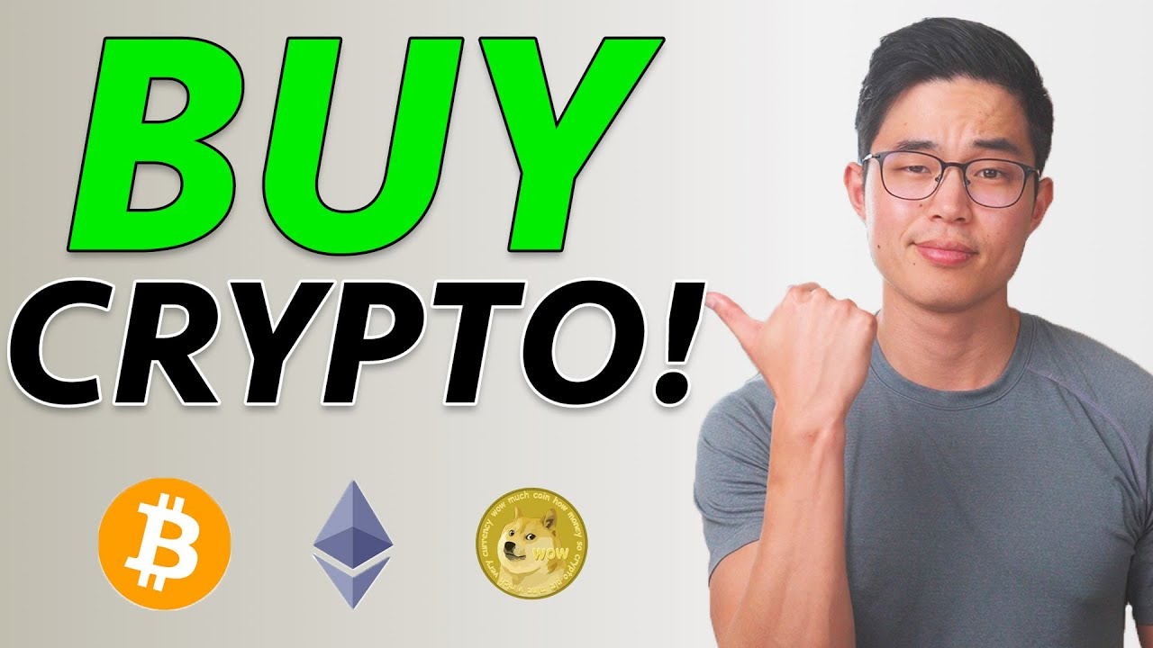 The TOP Crypto to Buy Now Bitcoin Ethereum Dogecoin YouTube