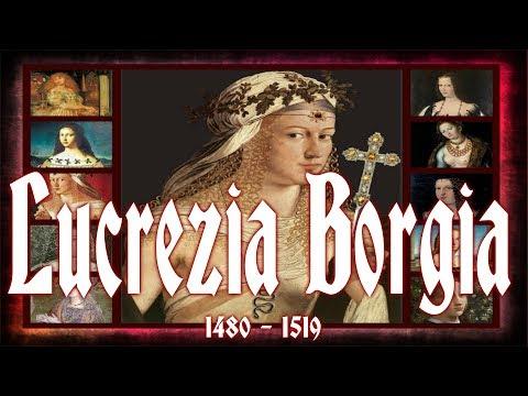 Lucrezia Borgia 18 April 1480 – 24 June 1519