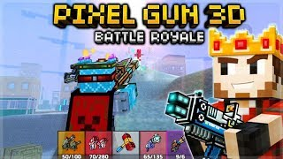 ENTER MY CHALLENGE GIVEAWAY!! WIN 3 MATCHES IN A ROW BATTLE ROYALE CHALLENGE | Pixel Gun 3D