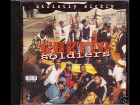 Ghetto Soldiers - All In My Mind